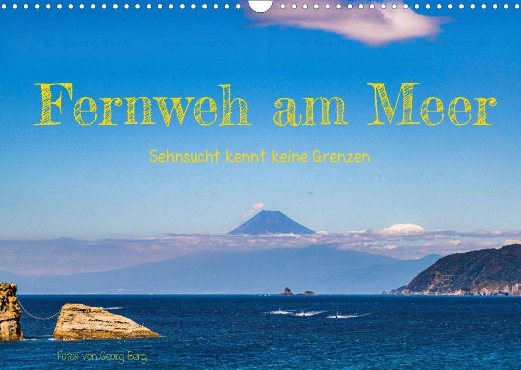 Titelbild Kalender Fernweh am Meer